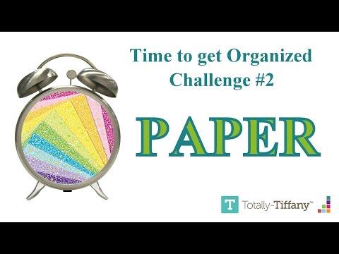 GOC 2 - Organize your PAPER