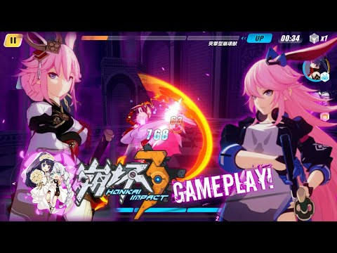 Honkai Impact 3rd Japan Server! Gameplay + How To Download
