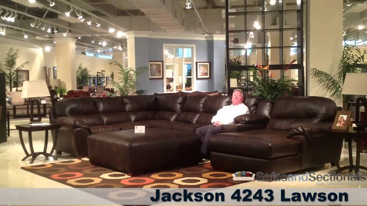 Attirant Jackson Lawson Sectional Sofa   YouTube