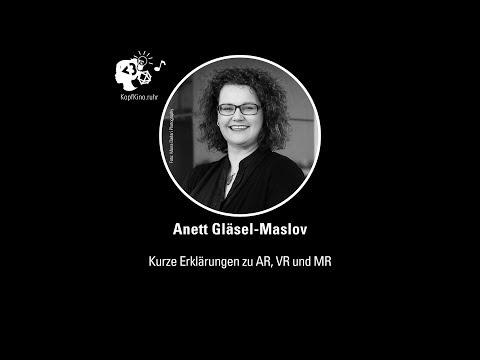 KK08: Kurze Erklärungen zu AR, VR und MR (Mit Anett Gläsel-Maslov)
