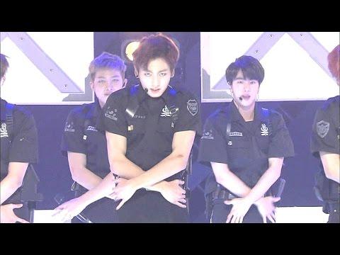 Bulletproof Boy Scouts (BTS) - Dope (DOPE) @ Lagu Populer Inkigayo 20150705