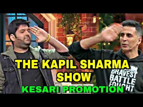 Kapil Sharma Show में Akshay Kumar दिखाएंगे असली Kesari रंग, Akshay Kumar Special Soldiers Show
