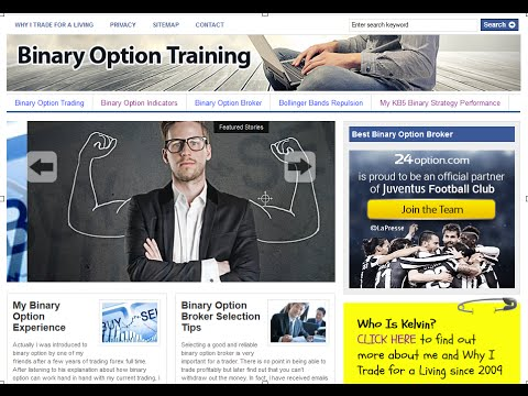 Binary option strategy blog