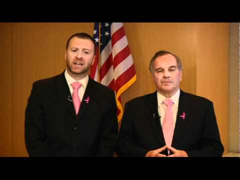 Former Chicago Mayor Richard M. Daley talks about Susan G. Komen for the Cure