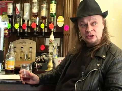 The Poet in The Pub - Interview