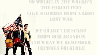 Green Day - The Forgotten (Lyrics On Screen)