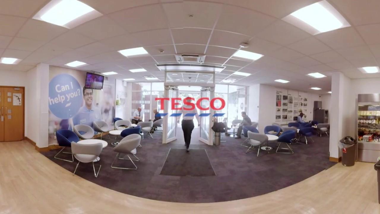 Tesco | Technology | 360