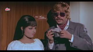 Shatrughan Sinha Fights with Girl - Badla - Action Scene 9/13