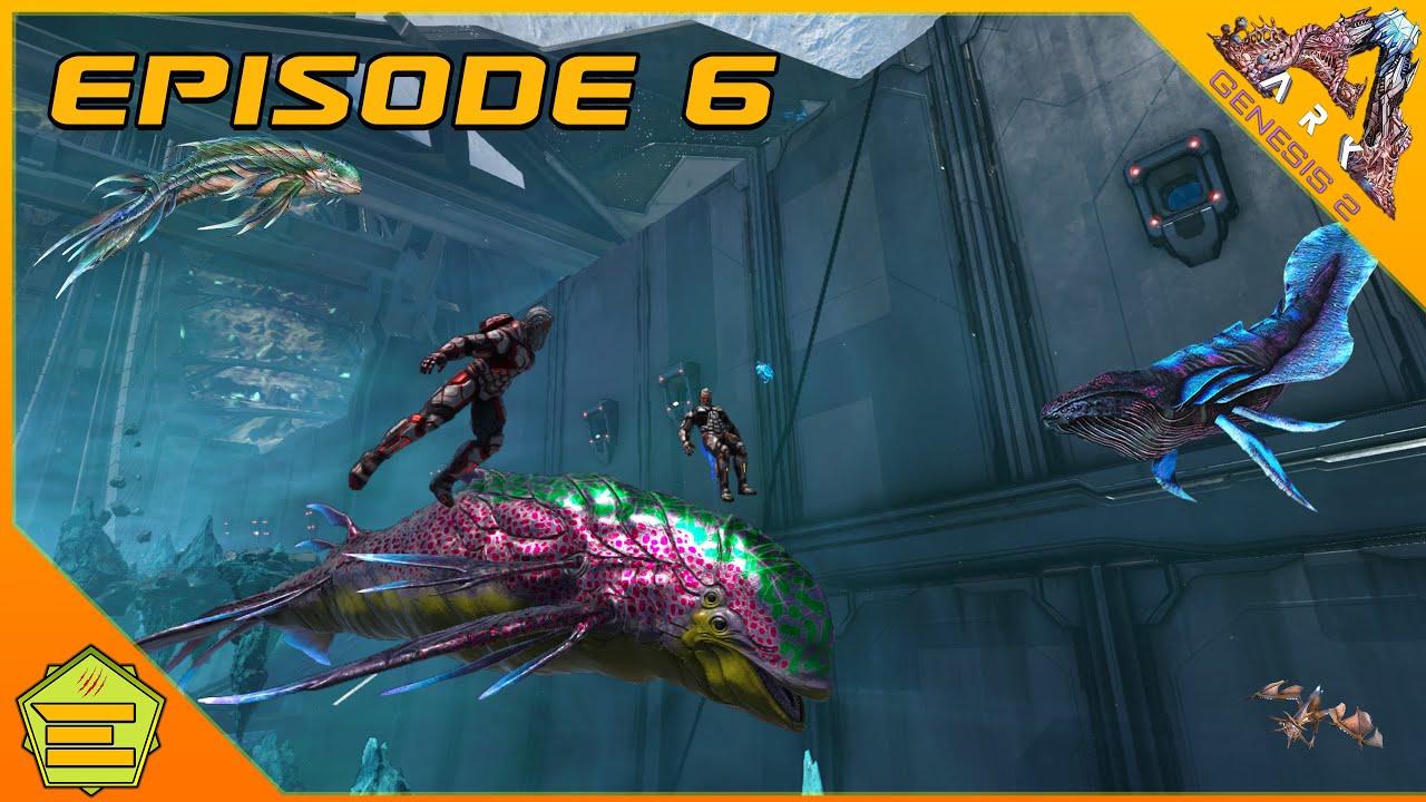 Genesis 2: Série survie 6 - Astrodel fils de l'espace!