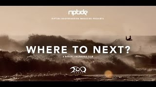 Riptide Presents - Where To Next?
