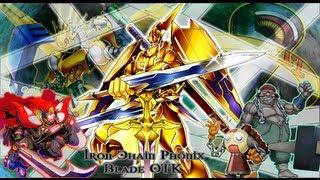 ygopro [TCG] Iron chain Phoenix Blade OTK september 2013