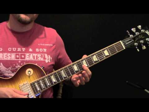 Linkin Park In The End Guitar Tutorial