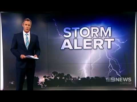 Perth Heavy Rain
