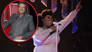 Blake Shelton declared that Kyla Jade won The Voice as the final eight performed live on NBC Mp3