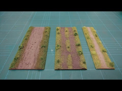 Let's Make - Cheap & Easy Dirt Roads, Tracks & Paths