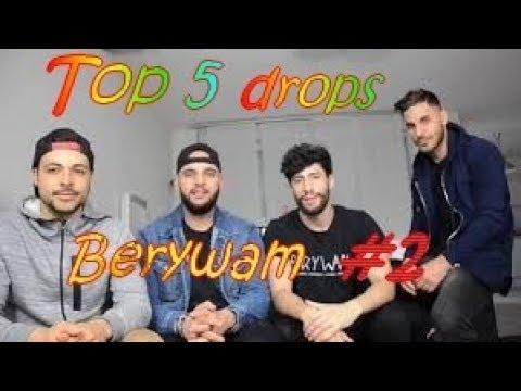 BERYWAM #2 - TOP 5 BEST BEATBOX DROPS !!
