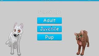 Roblox   Muvikfoox   Wolves Life Beta  New Updates:Pup & Juvenile