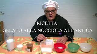 Gambar cover GELATO ALLA NOCCIOLA  ALL'ANTICA