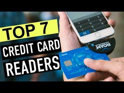 BEST 7: Credit Card Readers Reviews