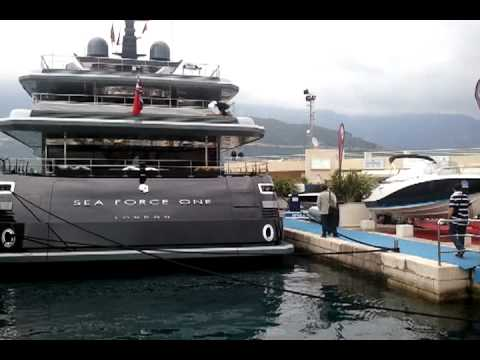 nautic show sea force one london youtube. Black Bedroom Furniture Sets. Home Design Ideas