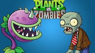 ПРОХОЖДЕНИЕ ИГРЫ ЗОМБИ ПРОТИВ РАСТЕНИЙ 29 серия Plants vs zombies