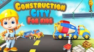Colorful Game - City Construction - Fun Care - Kids Play Magic Princess