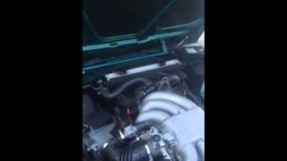 Probleme de sifflement E30 325i