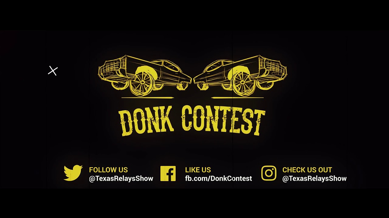 2021 Texas Relays Car Show Donk Contest and Cultural Festival