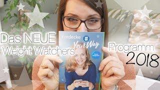 Das NEUE Weight Watchers Programm 2018 | YOUR WAY ♥  (+ FAQ)
