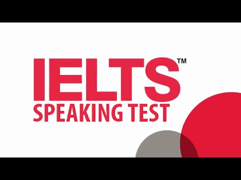 IELTS Speaking - Band Score 7 (Full Test)