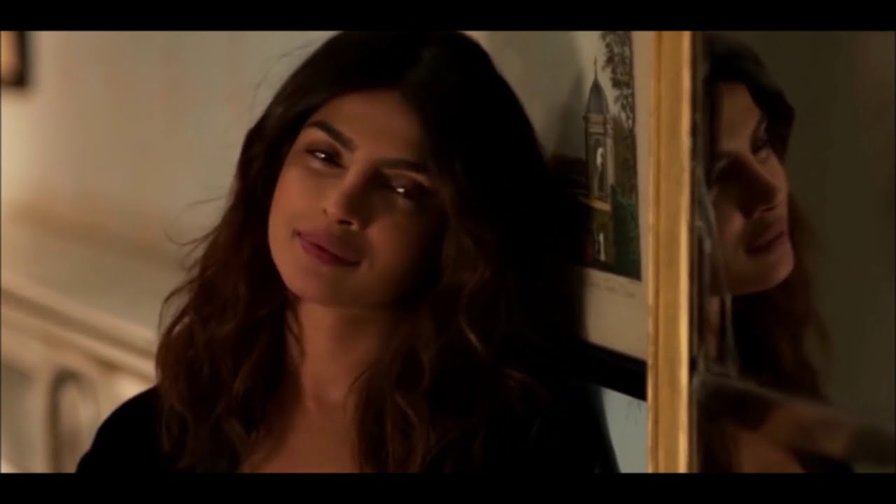 Download Priyanka Chopra hot scene Quantico lingerie boobs cleavage sexy expressions edit zoom slow motion