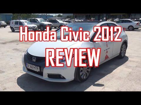 REVIEW Honda Civic 2012 www.buhnici.ro