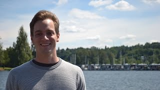 UW Environment grad student Neal McMillin on the importance of asking hard questions