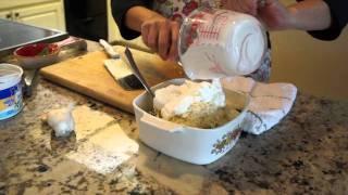 Artichoke Spinach Dip - Elisas Kitchen.mov