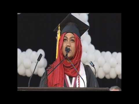 Fatima Rahim Desert Ridge High school Commencement Speech