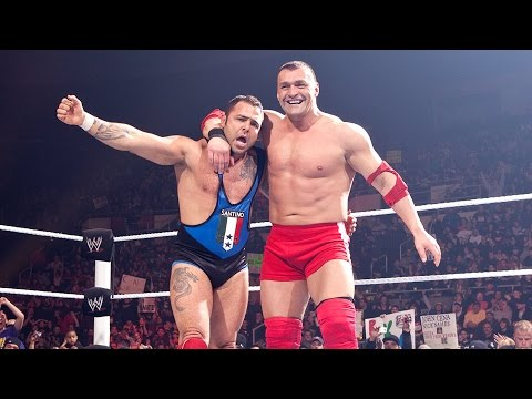 Vladimir Kozlov on teaming with Santino Marella:  Where Are They Now? Extra