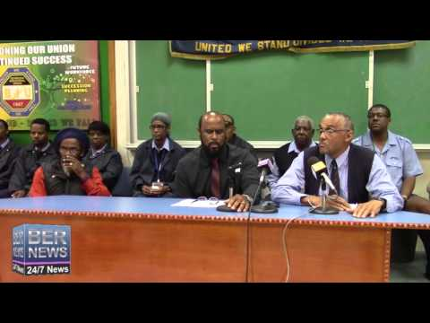 BIU Statement On Post Office Issues, January 14 2016