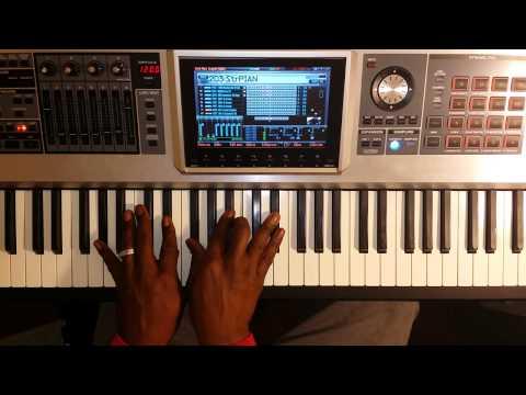 Worship chords piano tutorial