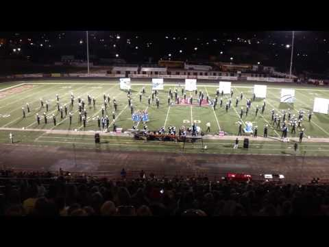 Sky View High School Marching Band Red Rocks 10/28/2016