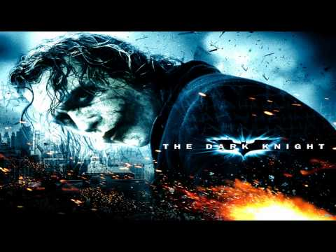 The Dark Knight 2008 Im Not A Hero Soundtrack Score