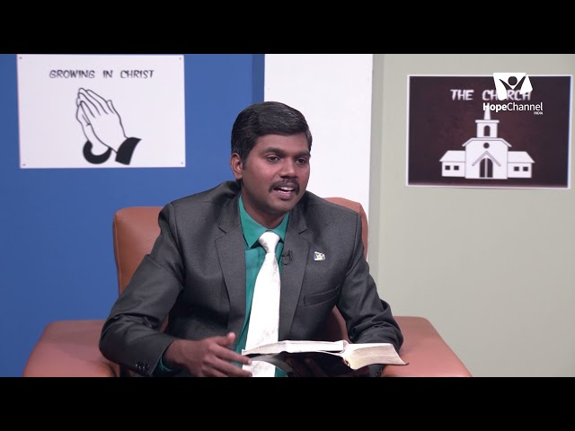 03 28 Fundamental Beliefs of Seventh-day Adventists | Two Natures of Jesus Christ - Part 3