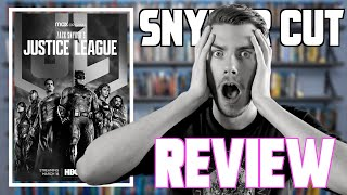 Justice League - Snyder Cut (2021) - HBO MAX Movie Review