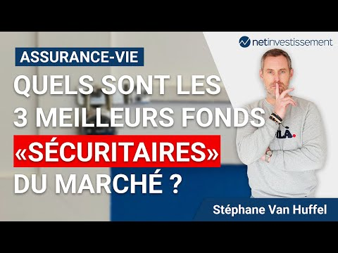 Assurance-vie : quels sont les 3 meilleurs fonds « sécuritaires » du marché ? [Vidéo BFM]