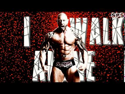 WWE: I Walk Alone [Exit Version] (Batista 4th Theme) feat. Saliva [Download Link 320Kbps]