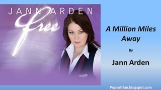 Watch Jann Arden Away video