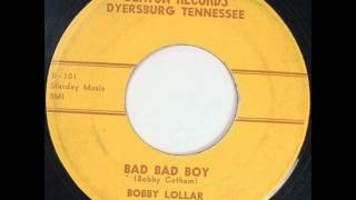 Bobby Lollar with Pete Beaver