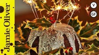 Gluten Free Christmas Pudding | Kerryann Dunlop