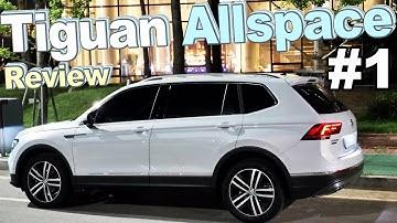폭스바겐 티구안 올스페이스 시승기 리뷰 1편 ♥ 국내최초 1빠!!! Volkswagen Tiguan Allspace Review 오토소닉스 차분함 자동차 리뷰 #77 ♥