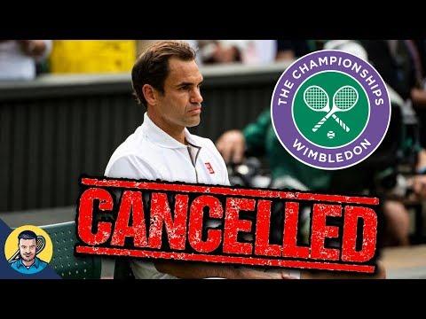 Wimbledon 2020 Has CANCELLED Due To Coronavirus || Tennis News
