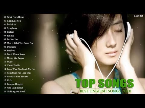 BEST ENGLISH SONGS 2019 HITS Acoustic Popular Songs top hits songs 2019 [HD]